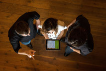 IPad-Challenge, IPad-Quiz, iPad challenge, iPad-Schnitzeljagd, Tablet-Challenge, Tablet-Schnitzeljagd, Digitale Schnitzeljagt, Tablet Quiz