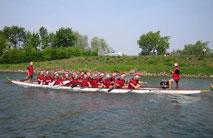 Drachenboot-Challenge, Drachenboot Challenge, Drachenboot Challenge für Firmen, teamevent.de, Teamevent, Firmenevent, Betriebsausflug, Schnurstracks, Teambuilding,