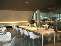Audi Café by blanc noir