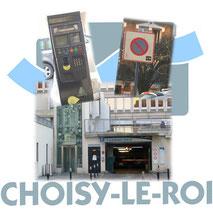 Le Stationnement à Choisy