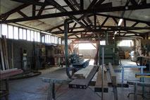 atelier de Celles bois de la menuiserie Lethu 79