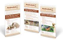 flyer-hundeschule-ready-to-run-grafik-thielen-logodesign-webdesign-grafikdesign-bilddesign
