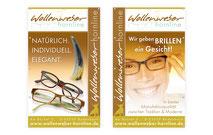 rollup-display-wollenweber-brillenmanufaktor-hornbrillen--grafik-thielen-logodesign-webdesign-grafikdesign-bilddesign