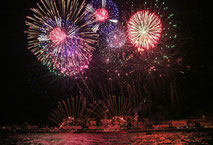 Lichterfest in Gmunden am 08. August 2020