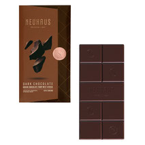 Dark from West Africa 52% cocoa
