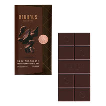 Dark Ecuador with cocoa nibs 75% cocoa