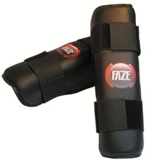 SPARRING AND COMPETITION SHIN PADS for semi-contact and full-contact fighting
