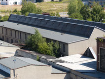 Anmietung Fabrikhalle Produktionshalle Werkstatt in Chemnitz