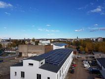Gewerbekomplex Sppinnwerk Chemnitz: Halle 7, für Produktion Fabrikation Lager, zur Anmietung in Chemnitz