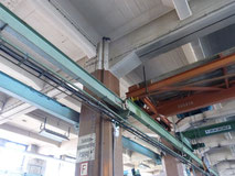 Detailbild Hebekran, geeignet für produzierendes Gewerbe, Maschinenbau, oder Handwerk