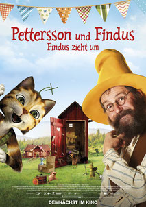 Pettersson und Findus, Pettersson und Findus - Findus zieht um, Stefan Kurt, Marianne Sägebrecht
