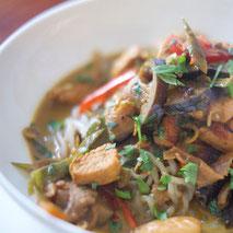 Kerstins Keto, Thai Curry aus der Keto Küche