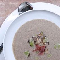 Kerstins Keto, Pilzsuppe aus der Keto Küche