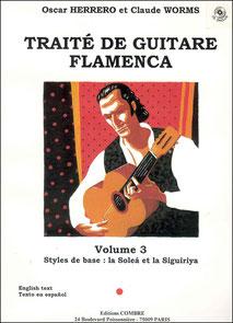 Tratado de la Guitarra Flamenca 3