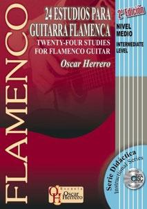 24 Estudios para Guitarra Flamenca