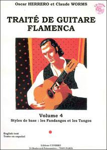 Tratado de la Guitarra Flamenca 4