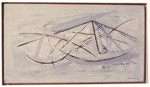 «Abstrakte Landschaft I»