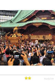 つとむさん:神田祭