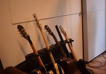 Studioaufnahme Musik