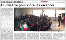 article_de_presse_RL_070313_LES_GuiGnOlOs_spectacle_theatral_pour_enfants_et_la_famille_saison_2012_2013_behren_les_forbach