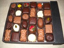 Les chocolats maison de la boulangerie Habert de Selles-sur-Cher