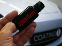 Glascoating met garantie voor nieuwe en gebruikte auto's | A1 Car Cleaning