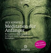 Meditation für Anfänger kompakte Einführung in Theorie und Praxis des Buddhismus Buchempfehlung depressionein.de