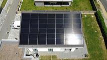 Einfamilienhaus mit Solar / Photovoltaik Dach Ehrendingen - S&S Totalunternehmung AG Ihr Partner für Gesamtleistungen