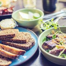 美味しい食事、健康管理