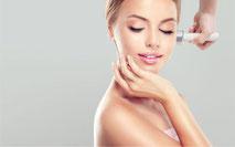 Ultraschall Therapie Faltenbehandlung ohne Nadeln ohne OP Hautstraffung Haut glätten in Köln