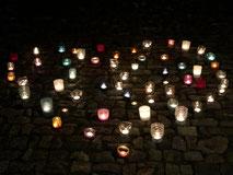 www.ronaldosephius.nl Licht kaarsjes liefde hart bewust groeien vanuit innerlijke kracht