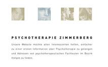 Psychotherapie im Raume Zimmerberg/ Horgen