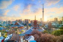Asakusa à Tokyo