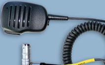 ASC SCHÜBEL Electronic® HAND-HELD MICROPHONE