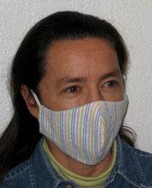 masque en tissu adulte