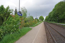 Hammah - Bahnhof