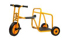 7031 RABO Dreirad Kinderfahrzeug Streitwagen