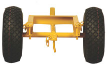 757712 RABO Transport Anhänger für MOON-CAR Kinderfahrzeuge