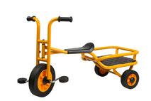 7059 RABO Dreirad Kinderfahrzeug Maxi Pick-Up
