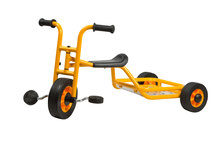 7065 RABO Kinderfahrzeug Dreirad Mini Pick-Up