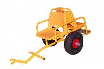 757716 RABO Anhänger für MOON-CAR Kinderfahrzeug 2-Sitzer