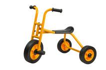 7026 RABO Dreirad groß für Kinder ab 3 Jahren