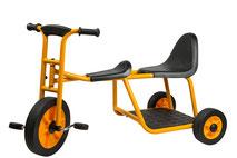 7030 RABO Dreirad Kinderfahrzeug Taxi
