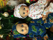 Vintage Dee an Cee Baby Dolls. Berengeur baby dolls, Marie Osmond porcelain babies, Walmart twin dolls, Dianna Effner Baby and Blossom,