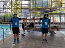 Stadtmeisterschaften Kurze Strecke - Siegerehrung