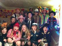 D-Jugend Karnevalsparty