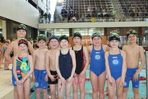 Horster Nachwuchsschwimmfest