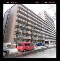 エスセーナ北10条ルネス_1998年10月竣工(EscenaKita10JoRenaiss-Completed in 1998.10)