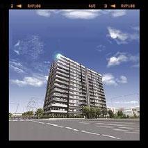 プレミスト札幌ステーションアクシスアクアサイド_2017年12月竣工(PremistSapporoStationAxisAquaSide-Completed in 2017.12)