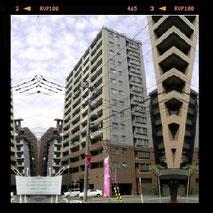 北大前シティハウス_2002年2月竣工(HokudaimaeCityHouse-Completed in 2002.02)